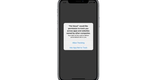 Apple's next iOS update will make apps ask permission to track you