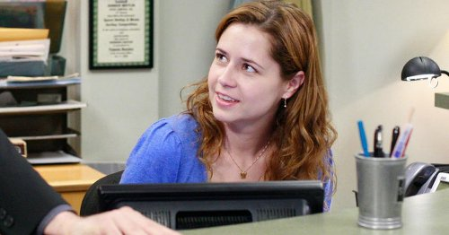 Jenna Fischer finally reveals what Pam said to Michael during their airport goodbye