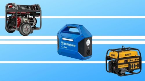 Best portable generators 2021: The power you need on any budget