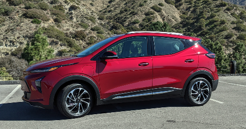 2022 Bolt EUV test drive: Slick electric SUV with truly hands-free driving (unlike Teslas)