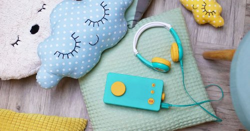 Lunii's My Fabulous Storyteller is a 'choose your own adventure' speaker for kids