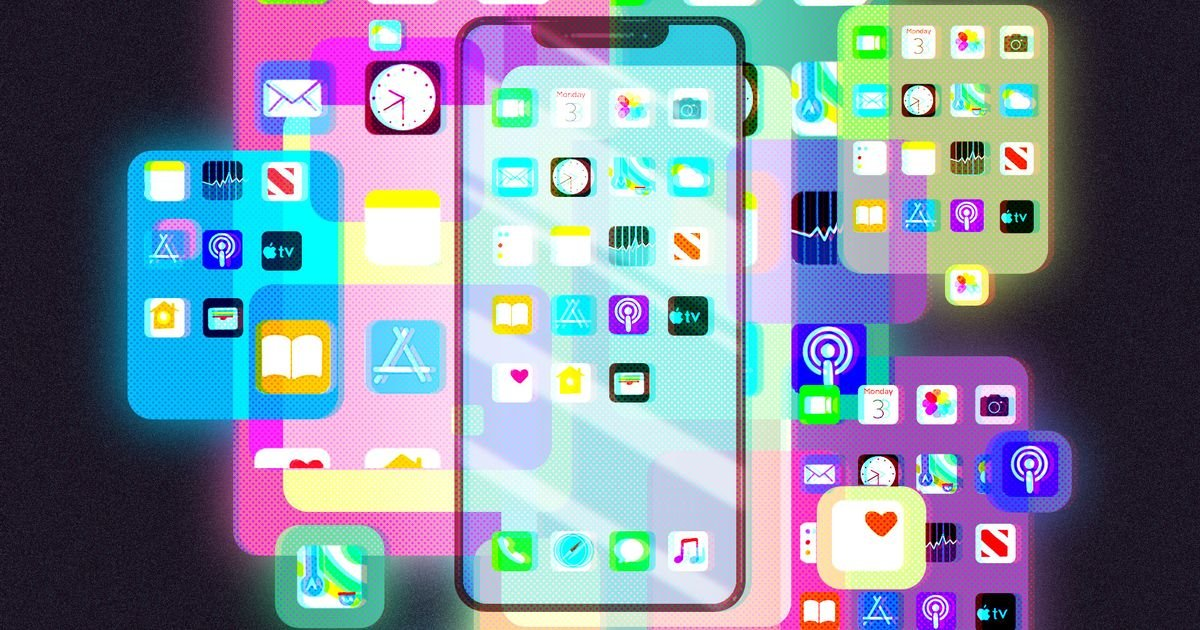 Discover iphone oled
