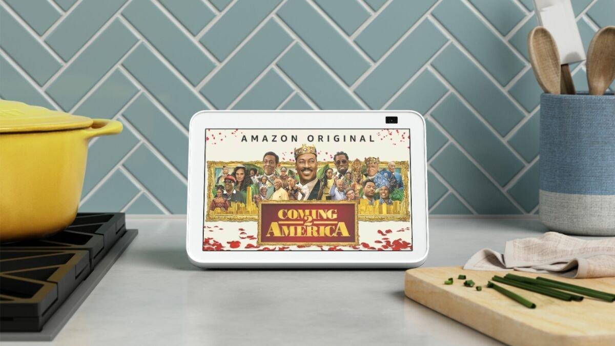 Amazon's Echo Show 8 (2nd gen) is the smart display your home needs