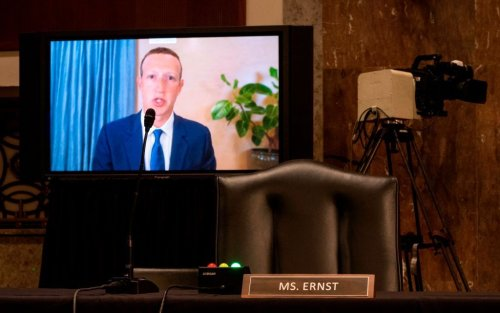 U.S. Congress Blasts Facebook's Algorithm As Rotten To Its Core In Scathing Letter