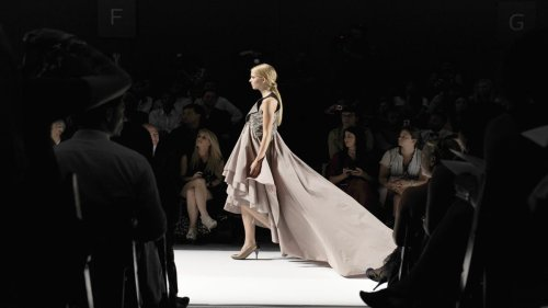 The dates for the Middle East Fashion Week 2021 announced