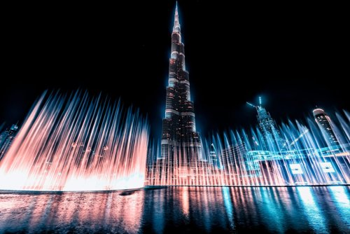 The Dubai Fountain will turn into iftar cannon this Ramadan