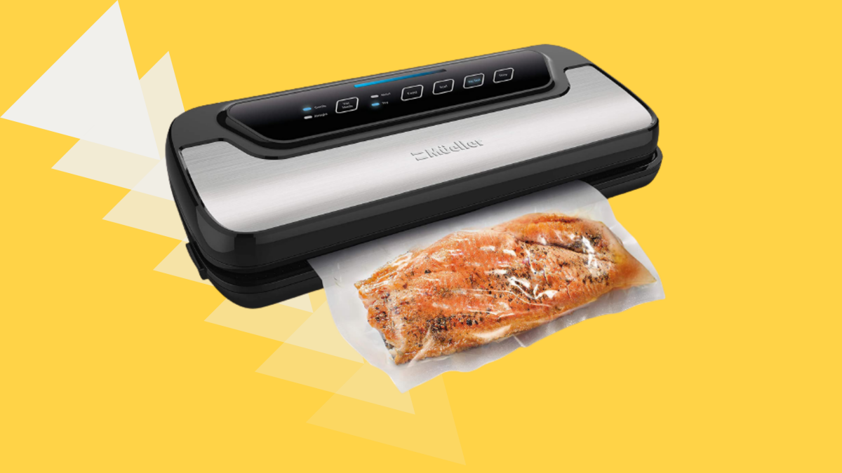 Vacuum sealers on sale: Save up to $20 and freeze your leftovers