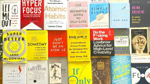 The best self-help book advice distilled to 11 simple rules