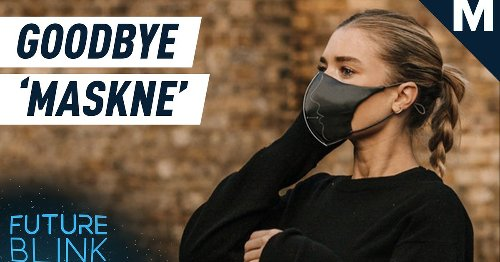 Say goodbye to 'maskne' with this skin-friendly mask – Future Blink