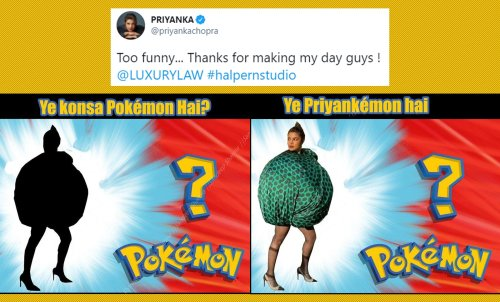 Priyanka Chopra Shares Hilarious Memes After Trolls Go To Town With Her Polka Dot Orb Dress
