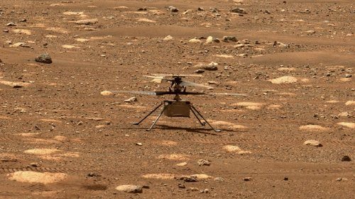 NASA Delays First Flight Of Its Ingenuity Helicopter On Mars Yet Again!