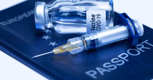 Got a strange text about your COVID vaccine? Here's what could be going on.