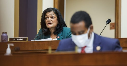 Watch Rep. Pramila Jayapal make Mark Zuckerberg squirm