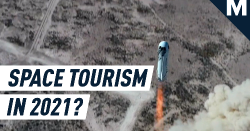 Blue Origin is ready to start selling suborbital space travel tickets