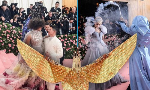 Did You Spot These Fandom Camps At the Met Gala? Memers Did!