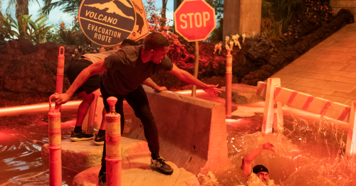 Netflix's 'Floor Is Lava' is super dumb and fun. Don't overthink it.