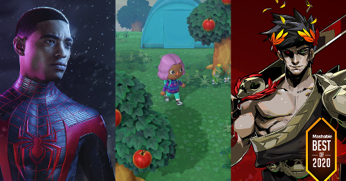 The best video games of 2020