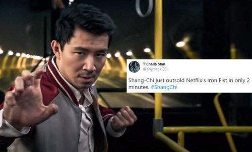 'Shang-Chi And The Legend Of The 10 Rings' Teaser Reactions: Fans Are Dragging 'Iron First' Again
