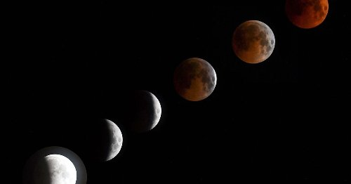 What is a super flower blood moon and how can you see it?