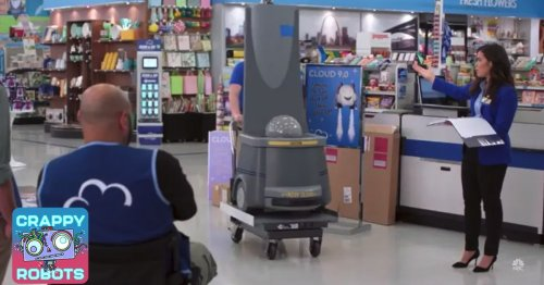 How 'Superstore' nailed the chaos and complexities of robots in the workplace