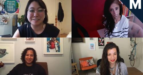 How Lizzie Velásquez navigated TikTok's FaceTime prank