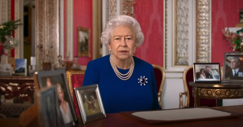 A Queen Elizabeth II deepfake shares a Christmas warning about trust