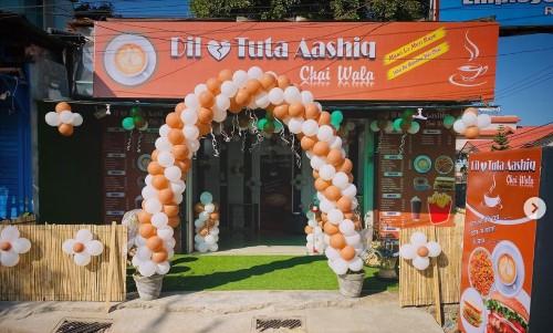Dehradun Boy Opens 'Dil Tuta Ashiq' Café After Having A Heartbreak. That's How You Win A Breakup!