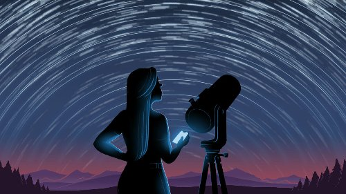 Unistellar's eVscope boosts citizen astronomy during COVID-19 lockdown