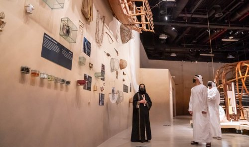 Celebration of UAE's fine crafts at Abu Dhabi's 'The House of Artisans'
