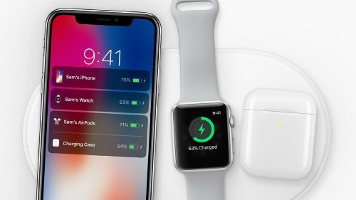 Report: Apple's AirPower wireless charging pad delayed until September