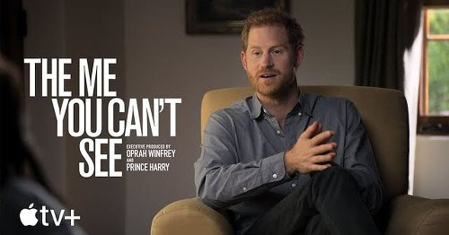 Prince Harry and Oprah discuss mental health in trailer for 'The Me You Can't See'