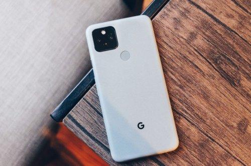 Google's April Patch Gives Pixel 4a, Pixel 5 A Big Performance Boost