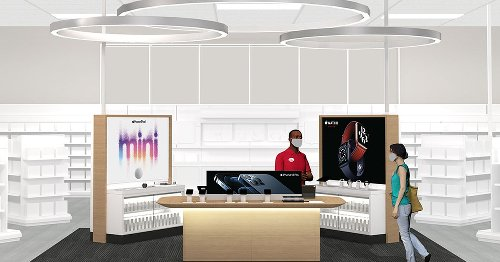 Target is putting mini Apple stores inside its stores