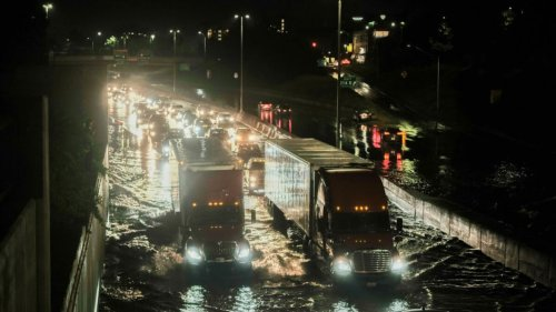 Why the hotter climate creates disturbing, extreme floods
