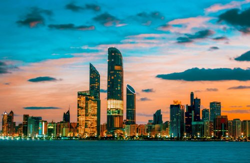 Abu Dhabi ranked Number 1 for its response to the COVID-19 pandemic
