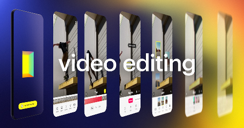 Snap is launching a video editing app called Story Studio