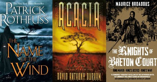 10 fantasy book series that aren't 'A Song of Ice and Fire'