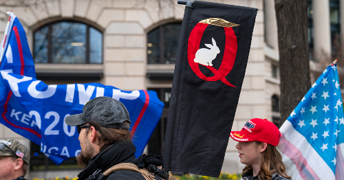 Failed screenwriter outed as QAnon influencer used conspiracy to carry out personal vendettas
