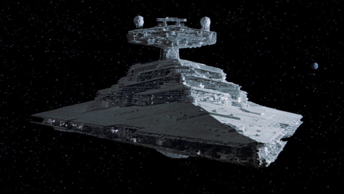 Lego announces Imperial Star Destroyer from 'Star Wars: A New Hope'