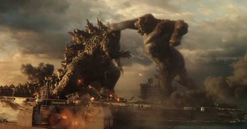 First 'Godzilla vs. Kong' trailer is all destruction, mayhem, and big monster punches