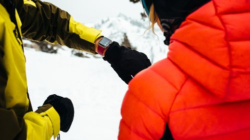 Apple Watch Series 3 now tracks skiing and snowboarding performance