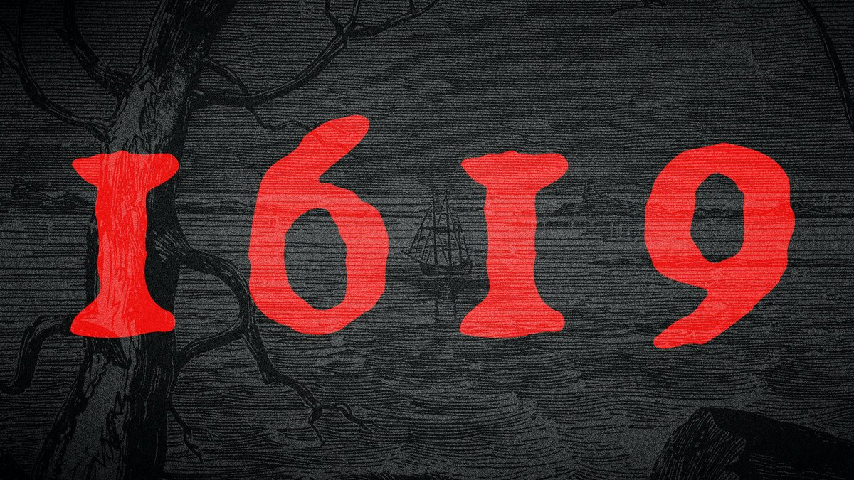 Why 1619 is an important year in U.S. history