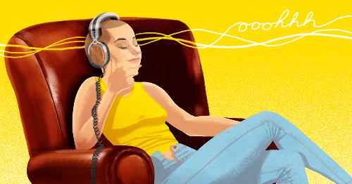 Inside Quinn, a new site for audio erotica