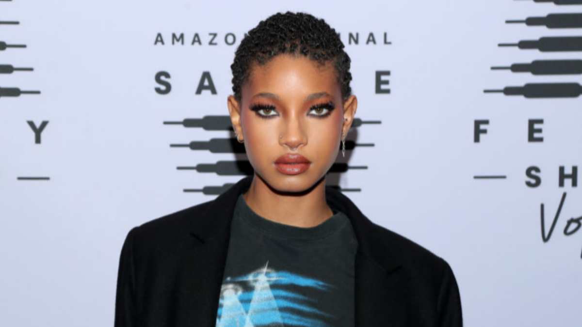 Willow speaks candidly about panic attacks and pressure Black women face in pop-rock music