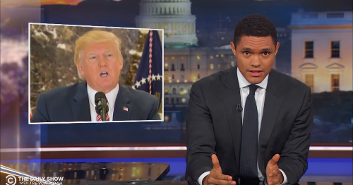'The Daily Show' takes a broad look at how white supremacy shaped America