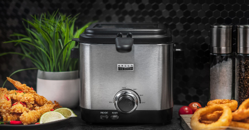 Why you should get a deep fryer instead of an air fryer