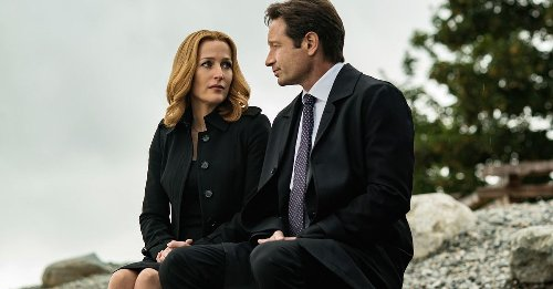 Mulder and Scully's mystery son haunts devastating 'X-Files' episode