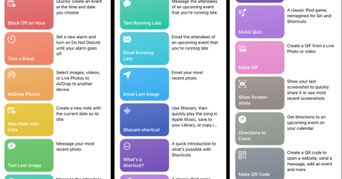 21 ways you didn't know you could use Shortcuts on your iPhone