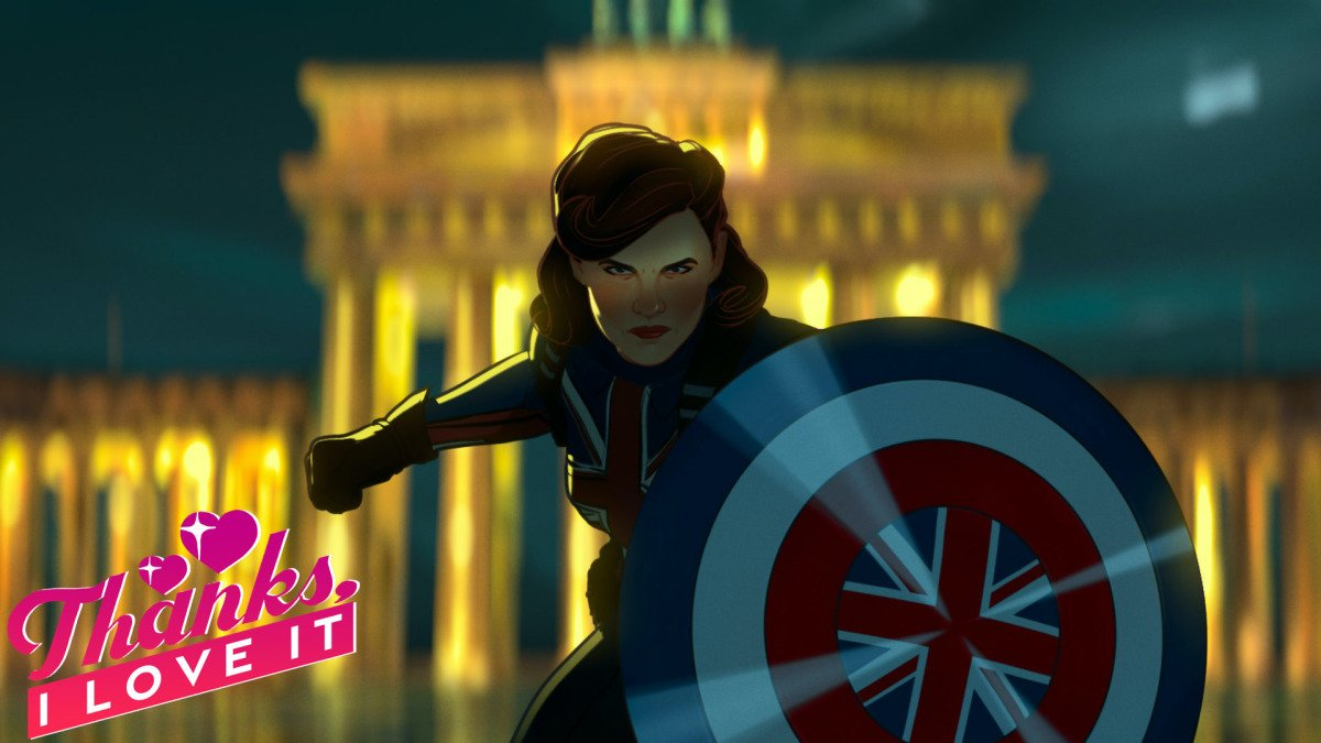 TILI: Behind the captivating animation of Marvel's 'What If...?'