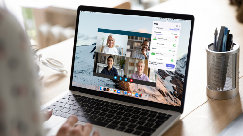 Hate background noise during video calls? Krisp is the answer, and you can try it for free.